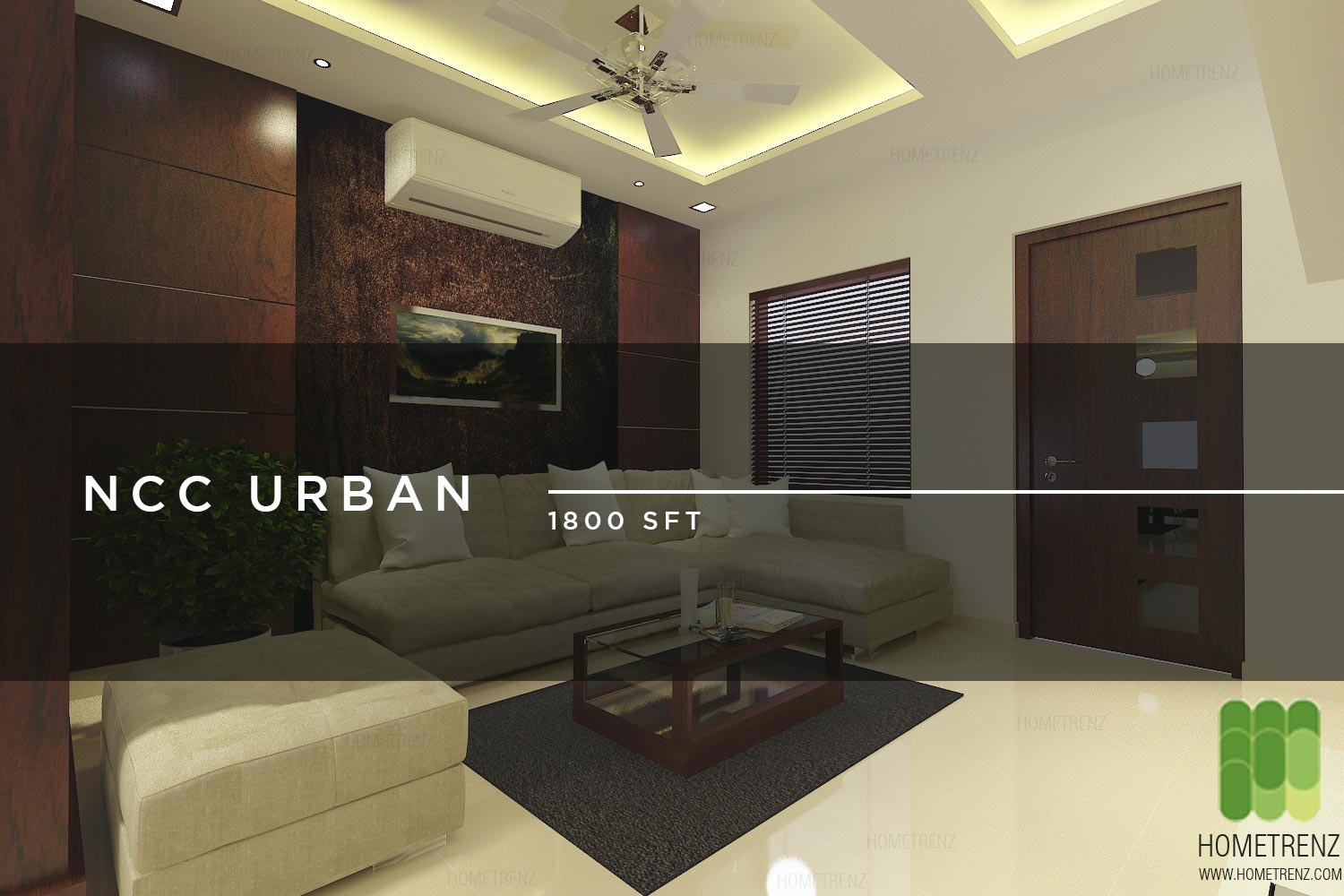 living room interior design hyderabad