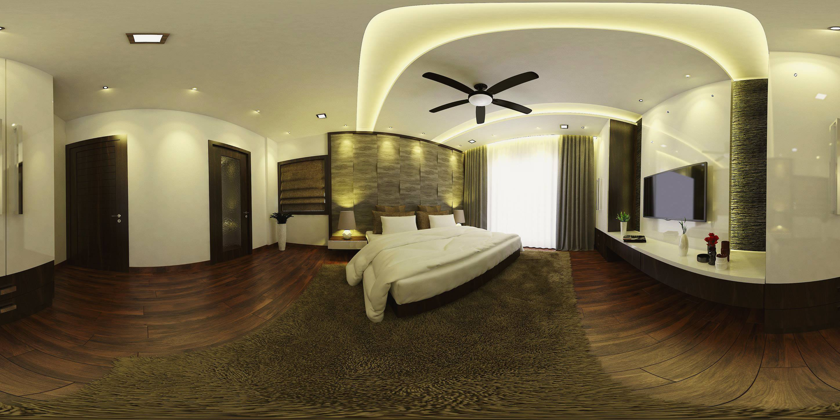 bedroom 360 virtual reality